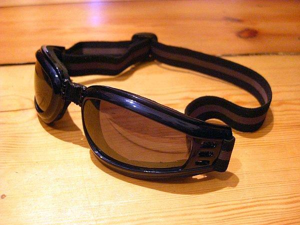 Fallschirmausrüstung - Sprungbrille
