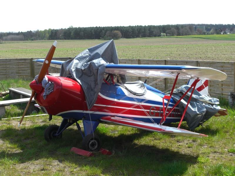 Fallschirmspringen in Fehrbellin