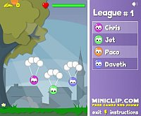 Spiel Base-Jumping